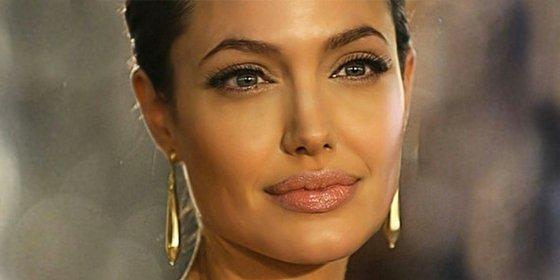 Las fotos de la reconciliación entre Angelina Jolie y el hombre más importante de su vida