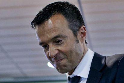 Jorge Mendes, a punto de cerrar un gran negocio con el Barça