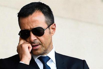 Jorge Mendes intenta empaquetarle al Barça un descarte de Zidane para el Real Madrid