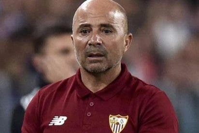 Jorge Sampaoli coge un avión para no volver a Sevilla (y la venganza puede ser amarga)