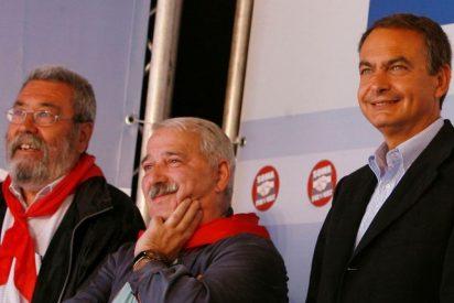 La Guardia Civil detiene a la antigua cúpula de UGT Asturias por 'pillar' fondos públicos