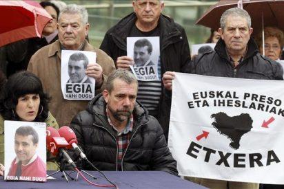 Los etarras presos piden a los Gobiernos vasco y navarro que acaben con su 'sufrimiento'