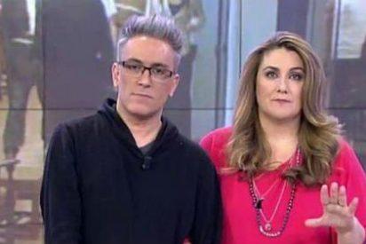El cabreo y el desprecio de Carlota Corredera hacia Kiko Hernández