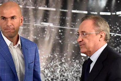 La 'estocada' más bestia de Zidane a Florentino Pérez (y que nadie espera) tras la final de Cardiff!