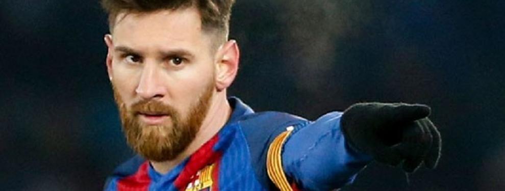 La lista negra de Messi: los cinco nombres que puso en la puerta de salida