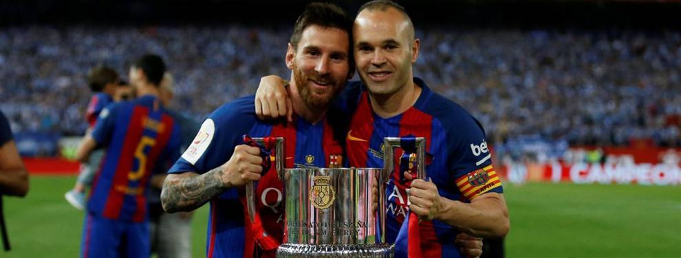 La llamada de Valverde a un crack del Barça que revoluciona al vestuario azulgrana