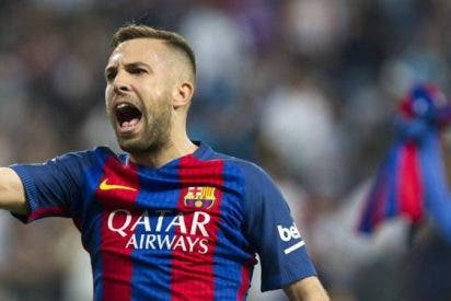 La oferta de la Premier League que Jordi Alba no podrá rechazar