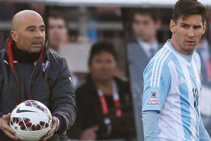 La primera lista de Sampaoli para Argentina incluye una sorpresa bomba que tiene que ver con Messi