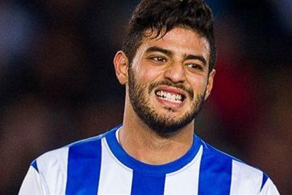 La Real Sociedad escoge a una estrella argentina de la Liga para 'cargarse' a Carlos Vela