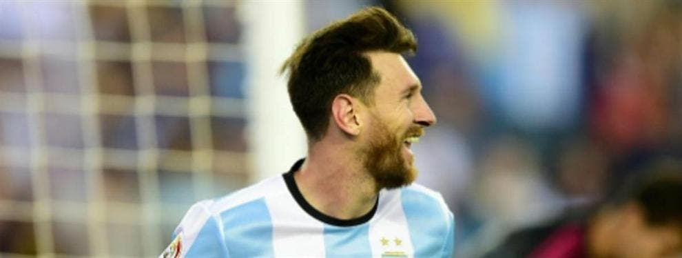 La retirada de la sanción a Messi acerca un entrenador a la selección argentina