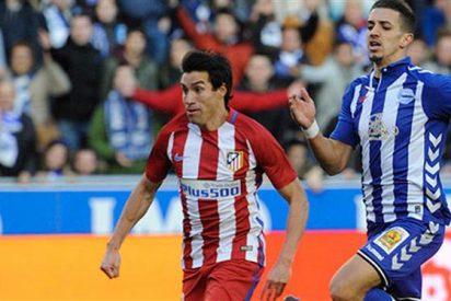 La revolución de Simeone en el Atlético se lleva por delante a Gaitán (y ya hay sustituto)