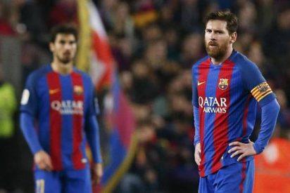La última estrella del Barça en la lista negra de Messi ( y ya van seis)