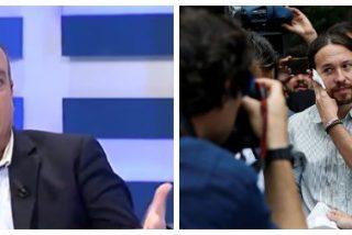 Un representante del sector del taxi desenmascara a Pablo Iglesias y le deja como un aprovechado de tomo y lomo