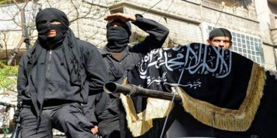 El aterrador vídeo grabado secretamente en la provincia siria de Al Qaeda