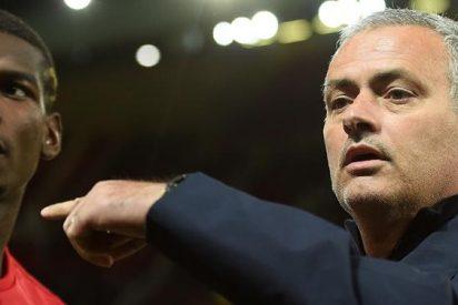 Lo que le faltaba a Mourinho: Investigan el fichaje de Paul Pogba en busca de fraude