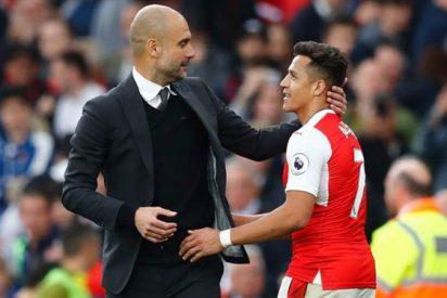Los dos jugadores que se cargará Pep Guardiola para fichar a Alexis Sánchez