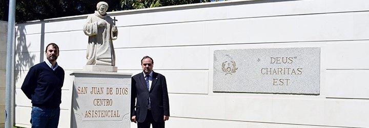 """Hermano Mariano Bernabé: """"La hospitalidad es el elemento que da la identidad a la institución"""""""