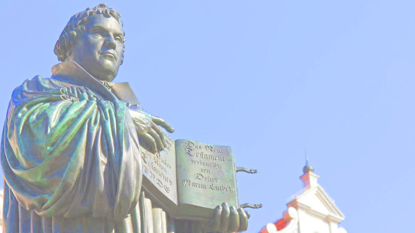 Seminario virtual sobre los 500 años de la Reforma