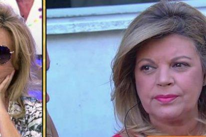 ¡Escándalo!: Lydia Lozano señala el motivo por el que María Teresa Campos está en el hospital y Terelu se cabrea