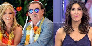 El marido de Lydia Lozano le hace un corte de mangas a Paz Padilla y a 'Sálvame'