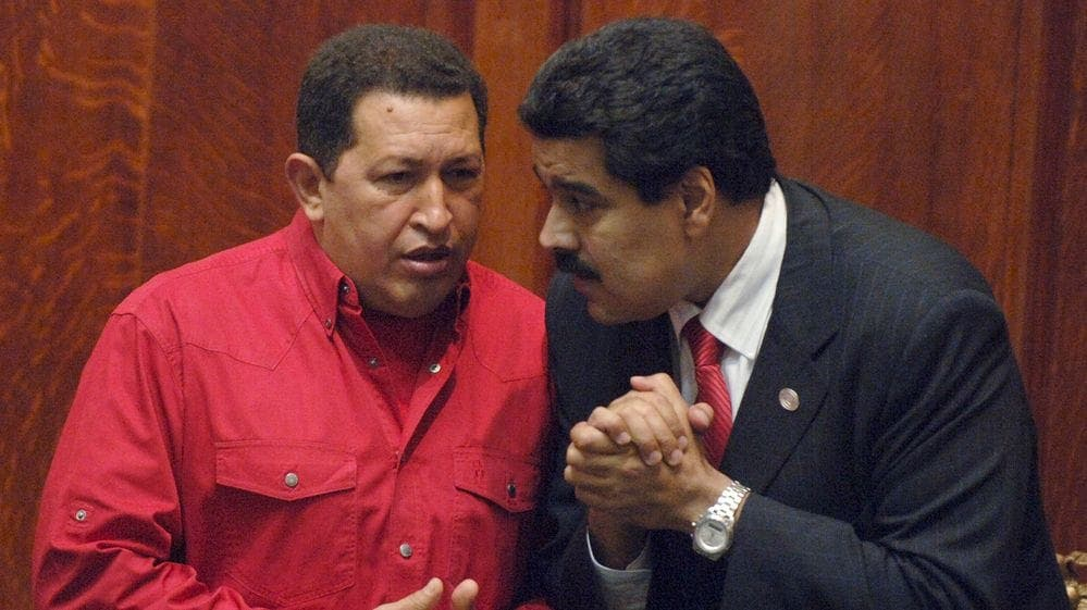 El corrupto Maduro financió la campaña de Chávez con fondos de Odebrecht
