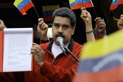 """Nicolás Maduro: """"Mi Asamblea Nacional Constituyente podrá emitir una ley por encima de todas las leyes"""""""