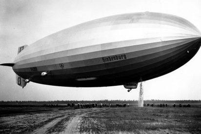 Se cumplen 80 años de la explosión del Hindenburg