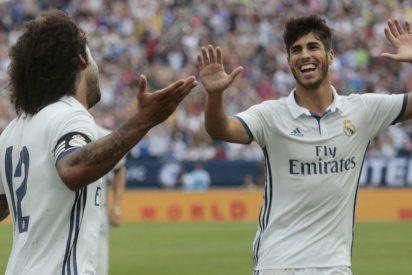 """Marco Asensio: """"Jugar en el Real Madrid es otra dimensión"""""""