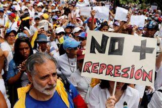 Tremendos disturbios en Táchira y Los Teques tras las protestas contra la dictadura de Maduro