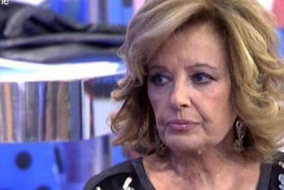 María Teresa Campos pide que no se comunique a Bigote Arrocet que ha sufrido un ictus