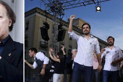 Las hordas podemitas acosan a Javier Marías por comparar al partido de Iglesias con la Falange