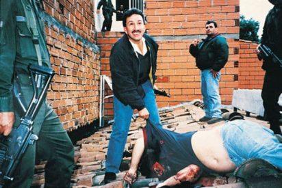 Se desvela el misterio de dónde está la pistola favorita de Pablo Escobar