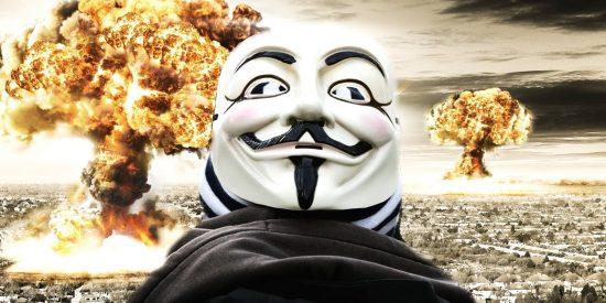 El escalofriante vídeo de Anonymous advirtiendo del inminente inicio de la III Guerra Mundial