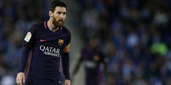 Messi le bajo el pulgar a dos posibles incorporaciones para el Barça