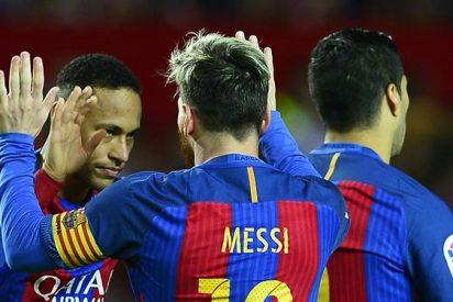 Messi mete a un nuevo crack en la lista de fichajes de Valverde para el Barça