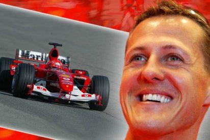 Una revista indemniza con 50.000 euros a Michael Schumacher por divulgar datos de su salud