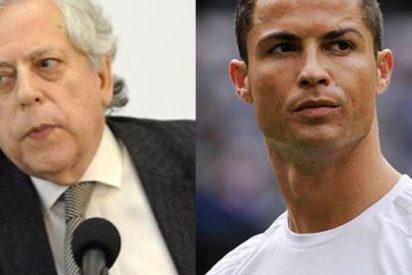 Miguel Ángel Aguilar le mete el dedo en el ojo a Cristiano Ronaldo sin venir muy a cuento