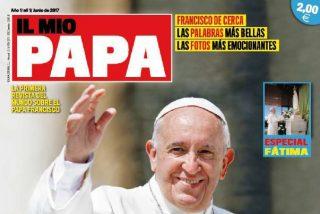 """Sale a la venta la edición española de """"Il mío Papa"""""""