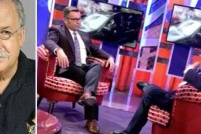 """El mensaje envenenado de Ferrán Monegal a Jorge Javier Vázquez por su """"masaje"""" a Miquel Iceta"""