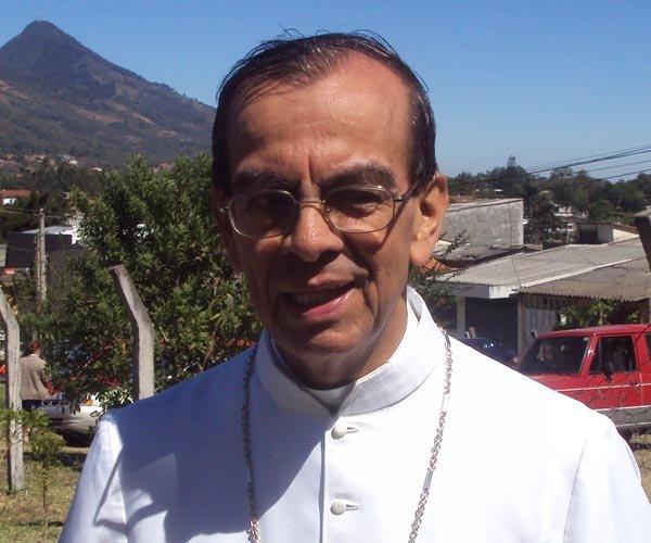 Rosa Chávez, el auxiliar al que el Papa hizo cardenal