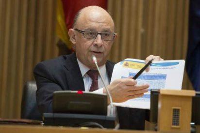 El ministro Montoro frena el plan de la izquierda de subir el gasto en 61.000 millones