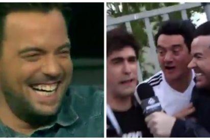 Nacho Peña, la última víctima de las desternillantes imitaciones de Crackovia