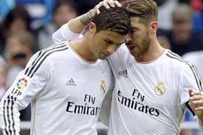 ¿Nervios? Sergio Ramos y Cristiano Ronaldo se enzarzan a tres días de la final de Cardiff