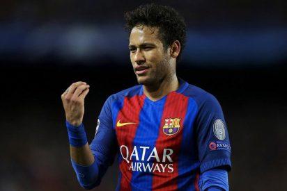 Neymar la lía con una bronca en el vestuario del Barça que 'fulmina' un fichaje (y acerca otro)