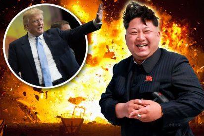 Trump asegura que está dispuesto a reunirse con el chalado de Kim Jong Un