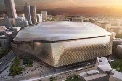 El Ayuntamiento de Madrid da luz verde a la remodelación del Estadio Santiago Bernabéu