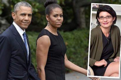 El tierno Barack Obama engañó a Michelle con una mujer blanca