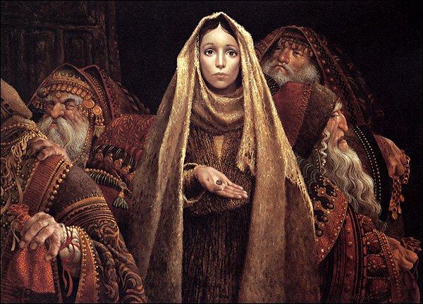 """""""Historias mínimas. Personajes secundarios de la Biblia"""""""