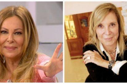 Ana Obregón estalla de rabia contra Pilar Eyre por un quítame allá esos años