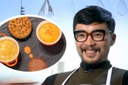 'Masterchef': el mongol Odkhuu da un repaso a sus compañeros con el mejor cocido madrileño